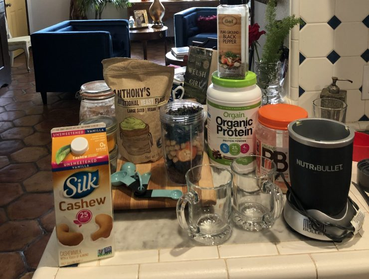 NutriBullet Smoothie Prep