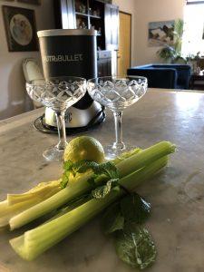 Celery Ginger Cocktail