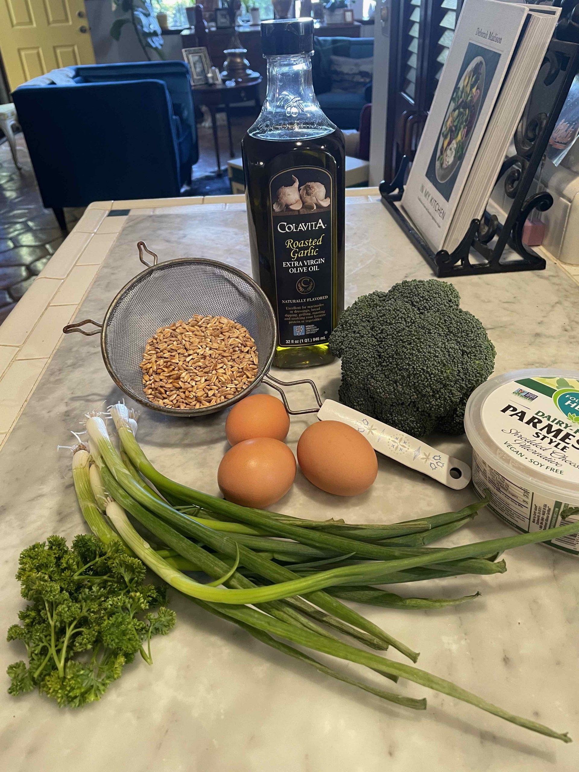 vegan meat loaf ingredients